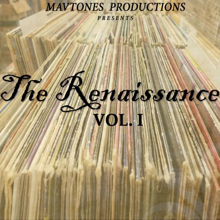 The Renaissance Vol. 1 Cover