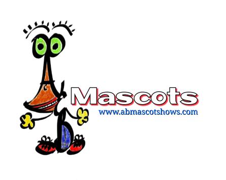 A&B Mascot Shows Logo