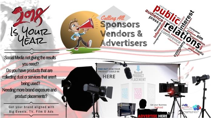 Promo - Sponsor Vendor Ad Banner