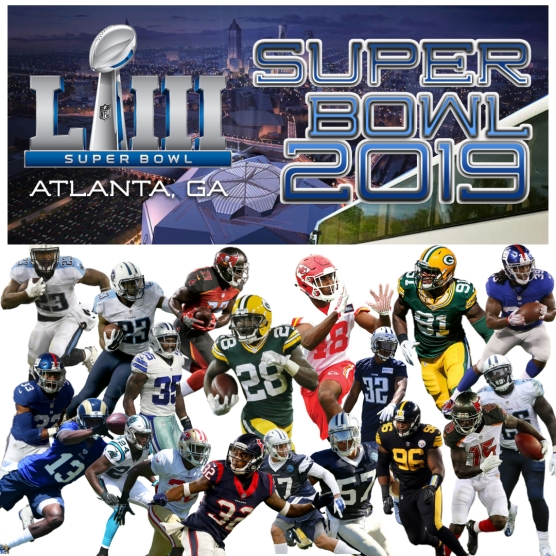 Super Bowl 2019 - Atlanta, GA