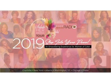 Cafe Mocha Radio Salute Her Awards 2019