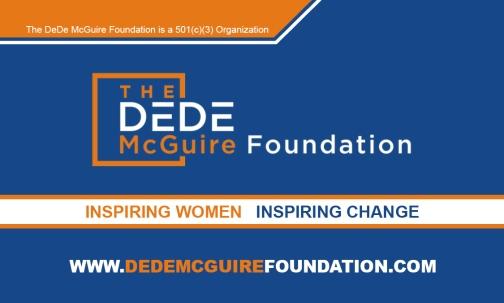The DeDe McGuire Foundation